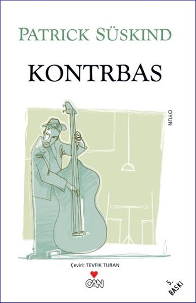 Kontrbas Kitap Kapağı