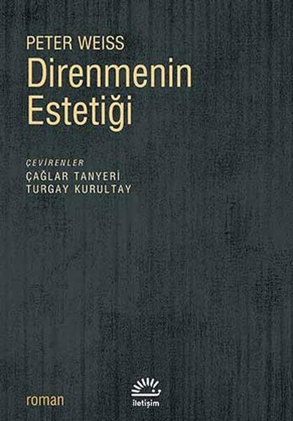 Direnmenin Estetiği Kitap Kapağı