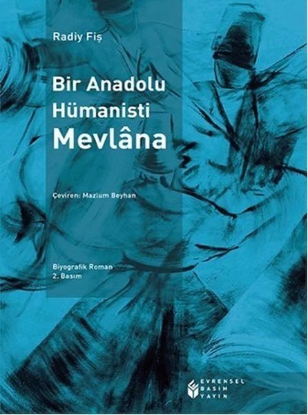 Bir Anadolu Hümanisti Mevlana Kitap Kapağı