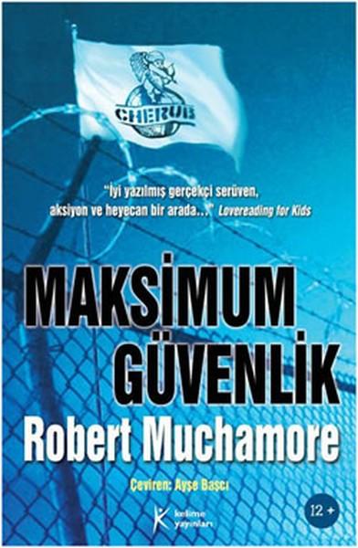 Maksimum Güvenlik Kitap Kapağı