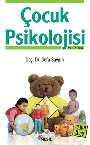 Çocuk Psikolojisi Kitap Kapağı