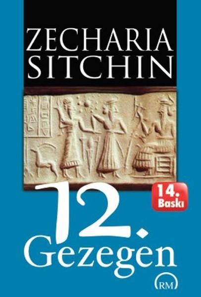 12. Gezegen Kitap Kapağı