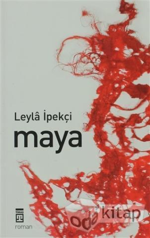 Maya Kitap Kapağı