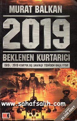 2019 Beklenen Kurtarıcı Kitap Kapağı