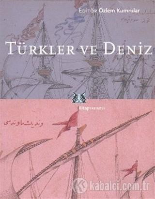 Türkler ve Deniz Kitap Kapağı