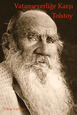 Vatanseverliğe Karşı Tolstoy Kitap Kapağı