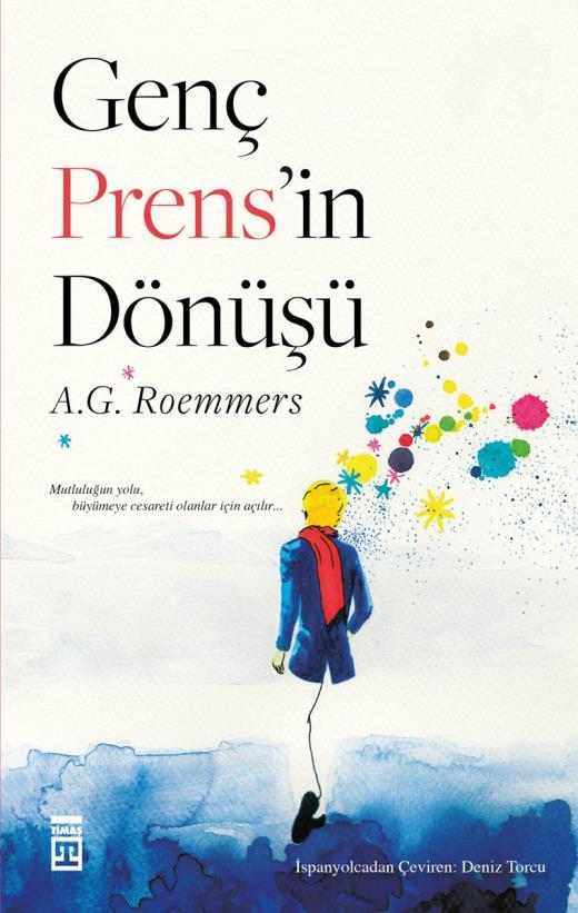Genç Prens'in Dönüşü Kitap Kapağı