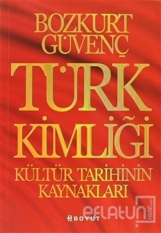 Türk Kimliği Kitap Kapağı