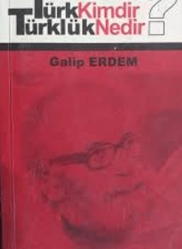 Türk Kimdir? Türklük Nedir? Kitap Kapağı