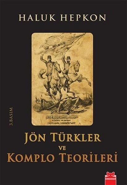 Jön Türkler ve Komplo Teorileri Kitap Kapağı