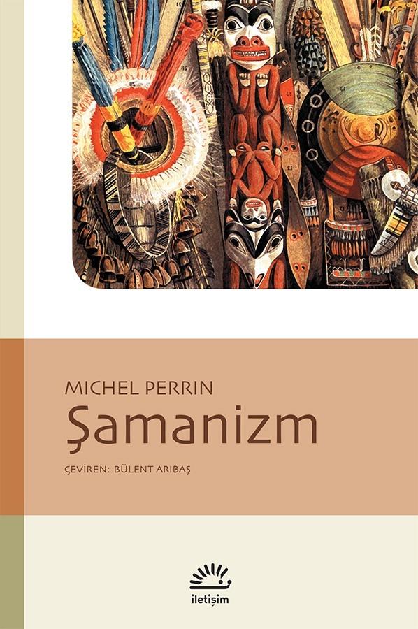 Şamanizm Kitap Kapağı