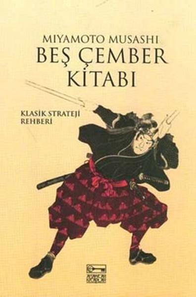 Beş Çember Kitabı Kitap Kapağı