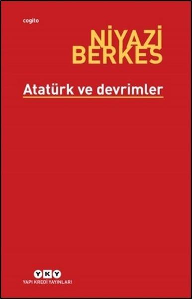 Atatürk ve Devrimler Kitap Kapağı