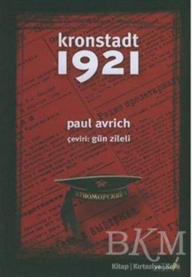 Kronstadt 1921 Kitap Kapağı