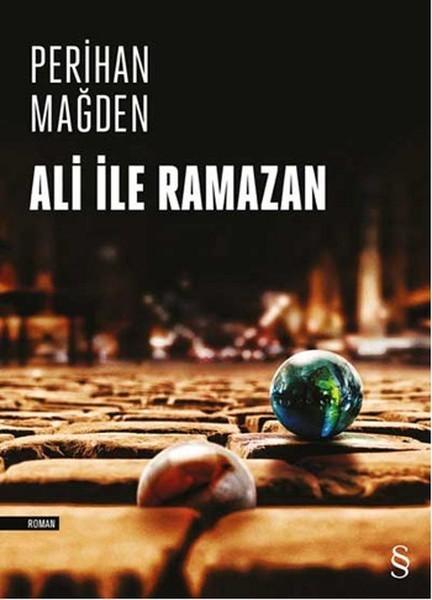 Ali ile Ramazan Kitap Kapağı