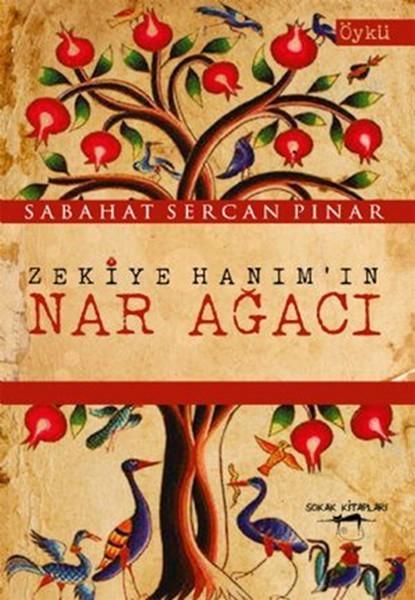 Zekiye Hanım'ın Nar Ağacı Kitap Kapağı