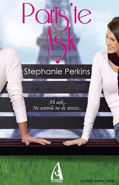 Pariste Aşk Kitap Kapağı