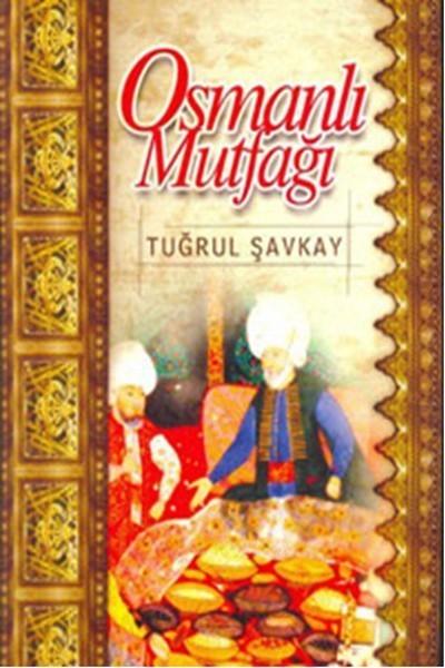 Osmanlı Mutfağı Kitap Kapağı