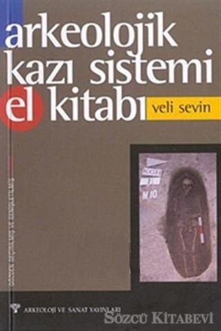 Arkeolojik Kazı Sistemi El Kitabı Kitap Kapağı