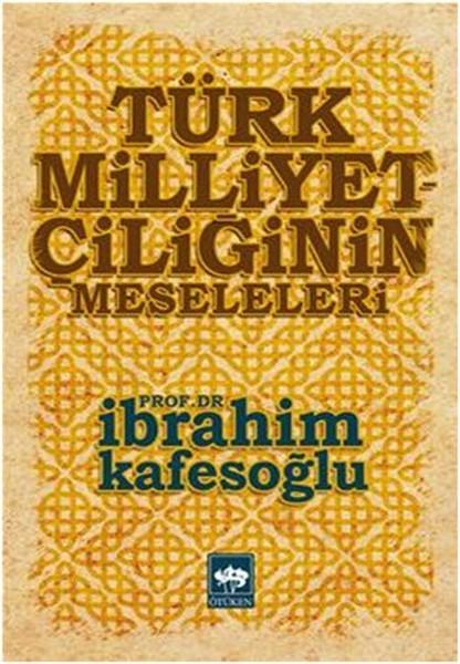 Türk Milliyetçiliğinin Meseleleri Kitap Kapağı