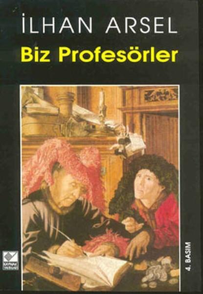 Biz Profesörler Kitap Kapağı