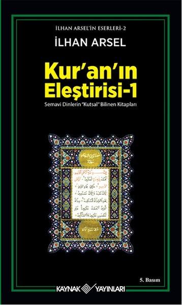 Kuran'ın Eleştirisi 1 Kitap Kapağı