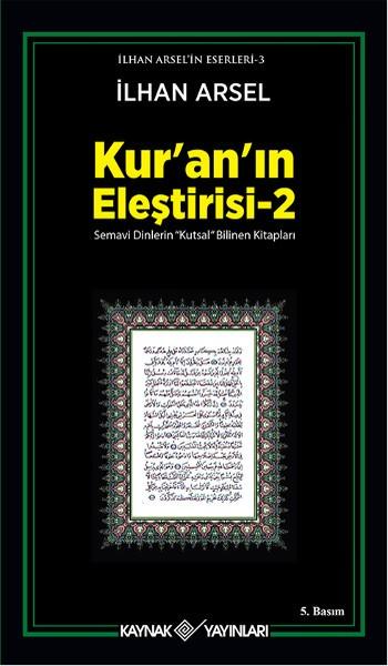 Kuran'ın Eleştirisi 2 Kitap Kapağı