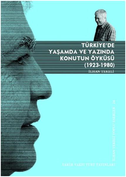 Türkiye'de Yaşamda ve Yazında Konut Sorununun Gelişimi Kitap Kapağı