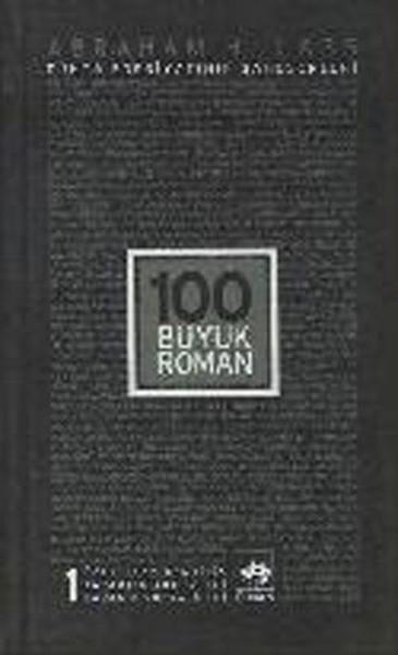 100 Büyük Roman (4 Kitap) Dünya Edebiyatının Şaheserleri Kitap Kapağı