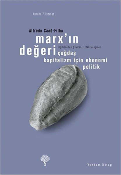 Marx'ın Değeri: Çağdaş Kapitalizm için Ekonomi Politik Kitap Kapağı