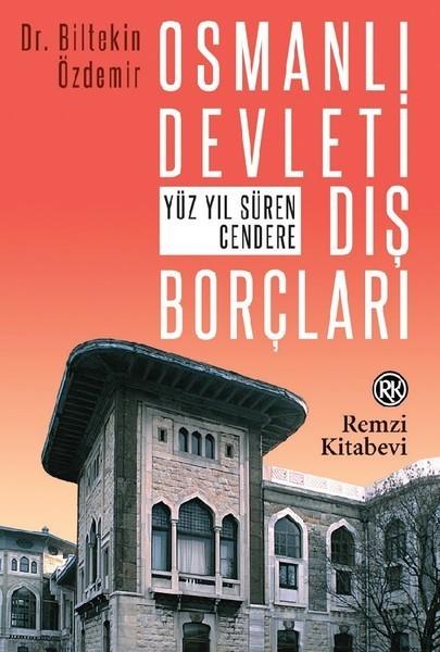 Osmanlı Devleti Dış Borçları Kitap Kapağı