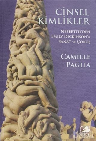 Cinsel Kimlikler: Nefertiti'den Emily Dickinson'a Sanat ve Çöküş Kitap Kapağı