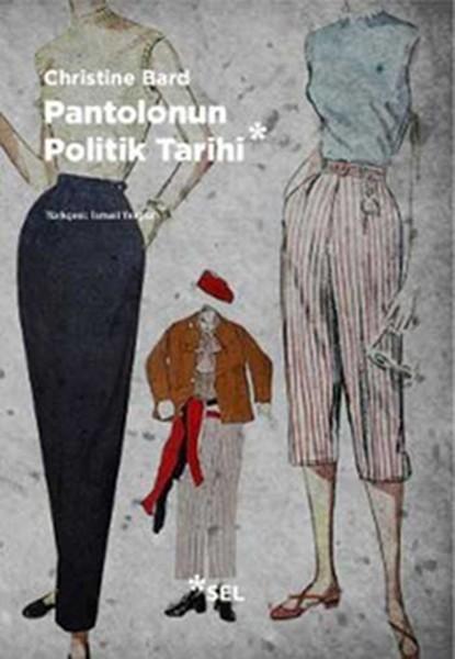 Pantolonun Politik Tarihi Kitap Kapağı