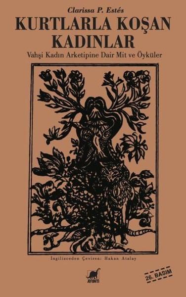 Kurtlarla Koşan Kadınlar Kitap Kapağı