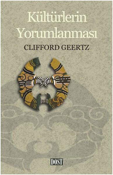 Kültürlerin Yorumlanması Kitap Kapağı