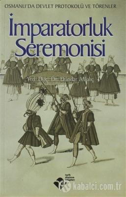 İmparatorluk Seremonisi Kitap Kapağı