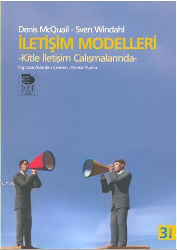 İletişim Modelleri; Kitle İletişim Çalışmalarında Kitap Kapağı