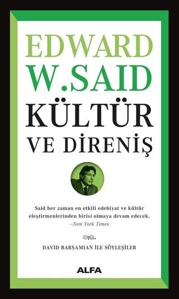 Kültür ve Direniş Kitap Kapağı
