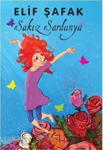 Sakız Sardunya Kitap Kapağı