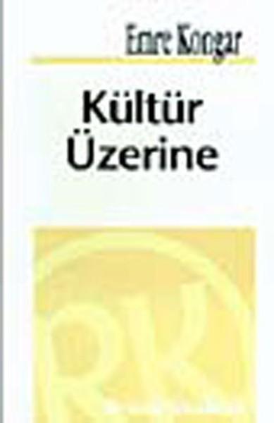 Kültür Üzerine Kitap Kapağı