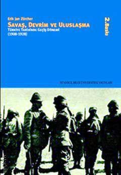 Savaş, Devrim ve Uluslaşma Kitap Kapağı