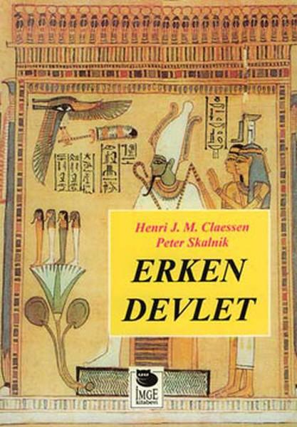 Erken Devlet Kitap Kapağı