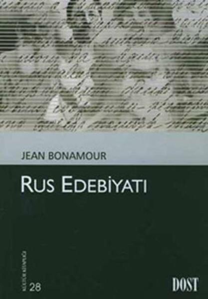 Rus Edebiyatı Kitap Kapağı