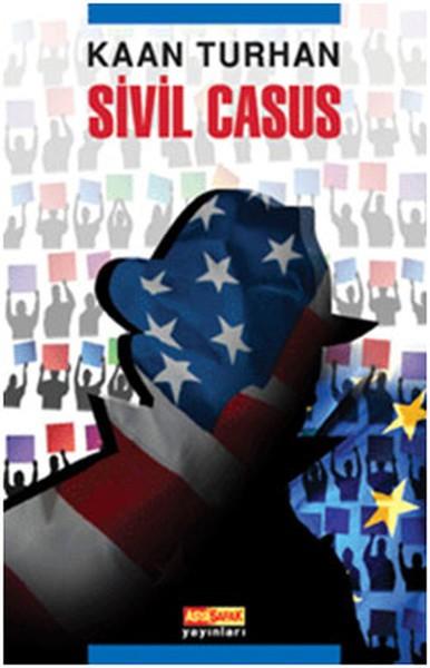 Sivil Casus Kitap Kapağı