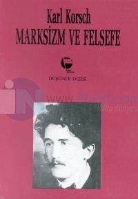 Marksizm ve Felsefe Kitap Kapağı