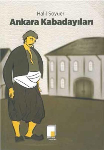 Ankara Kabadayıları Kitap Kapağı