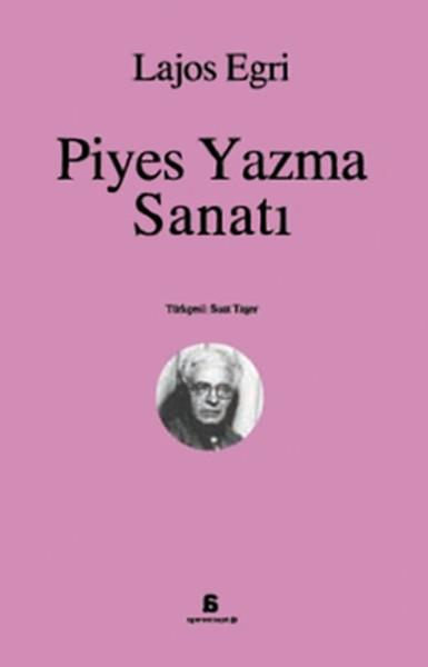 Piyes Yazma Sanatı Kitap Kapağı