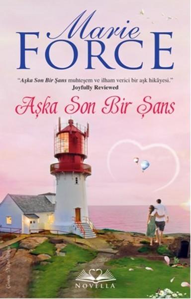 Aşka Son Bir Şans Kitap Kapağı