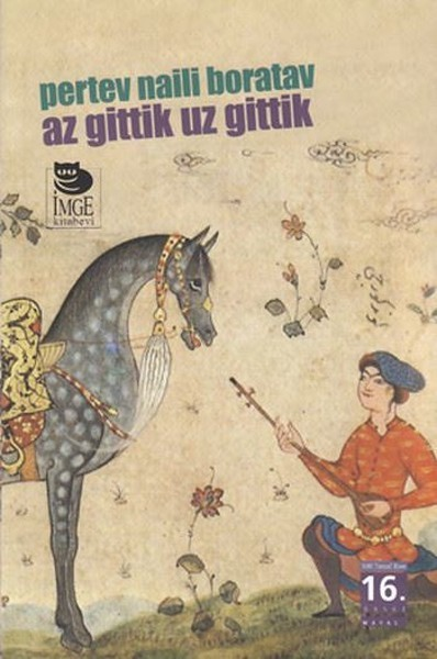 Az Gittik Uz Gittik Kitap Kapağı