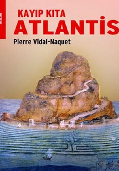 Kayıp Kıta Atlantis Kitap Kapağı